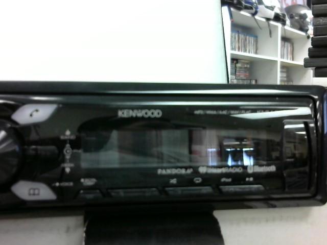 KENWOOD Car Audio KMM-BT308U