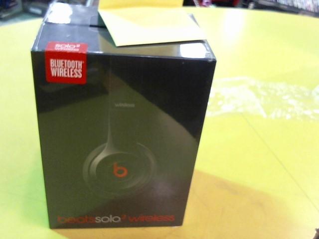 MONSTER Headphones BEATS BY DRE SOLO 2 WIRELESS