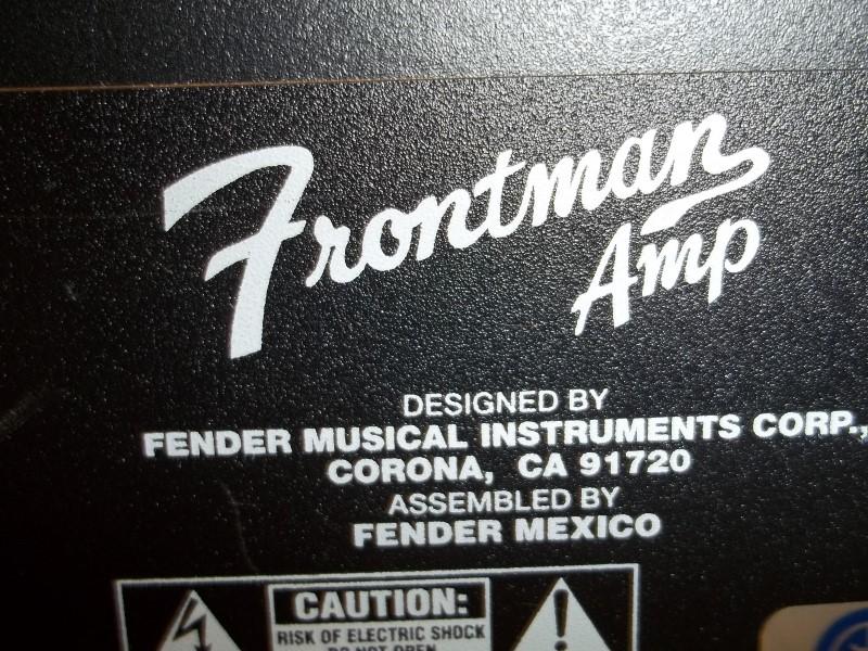 FENDER FRONTMAN PR241