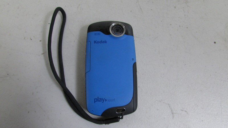 KODAK Digital Camera PLAY SPORT