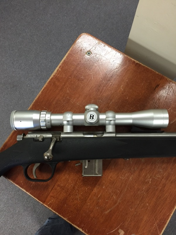 MARLIN FIREARMS Rifle 882SS