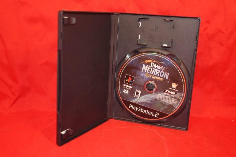 Jimmy Neutron: Boy Genius - Playstation 2