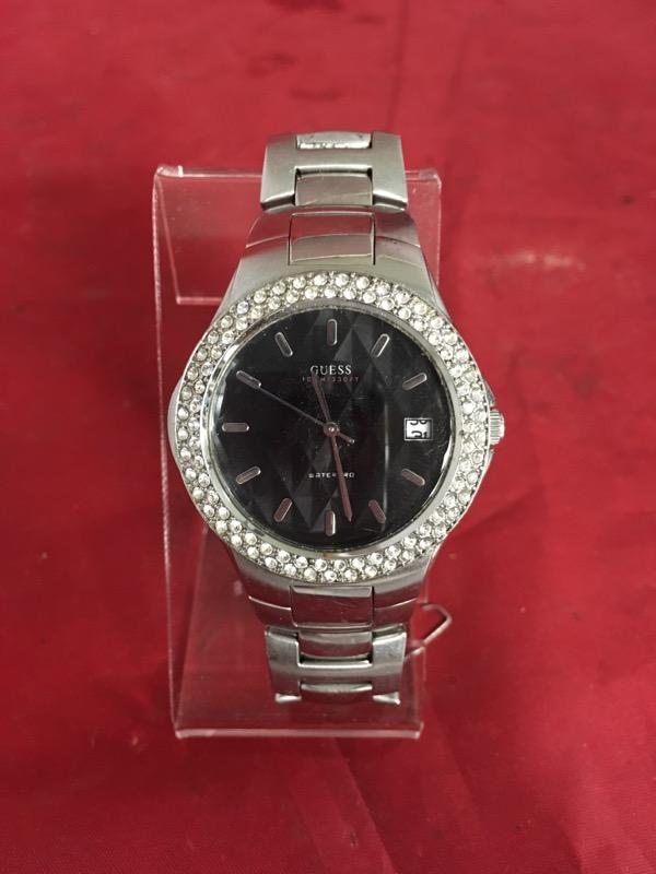 GUESS Gent's Wristwatch WATERPRO G85640G
