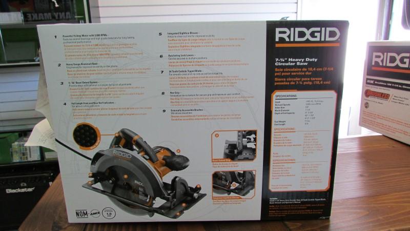 RIDGID TOOLS Circular Saw R3205