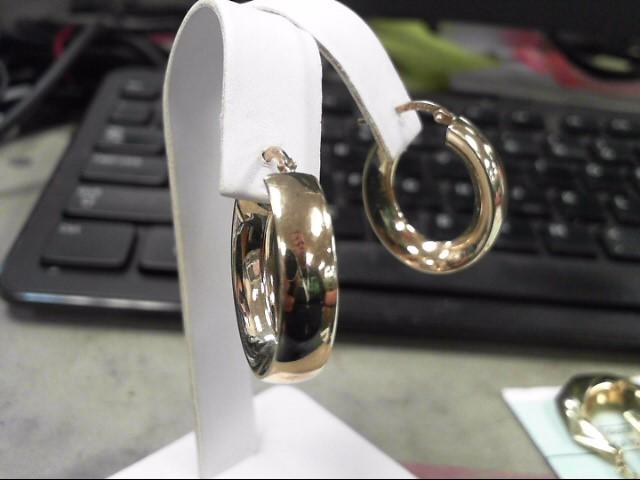 Gold Earrings 14K Yellow Gold 3.5g