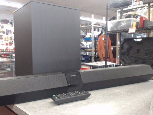 SONY Speakers/Subwoofer HT CT660