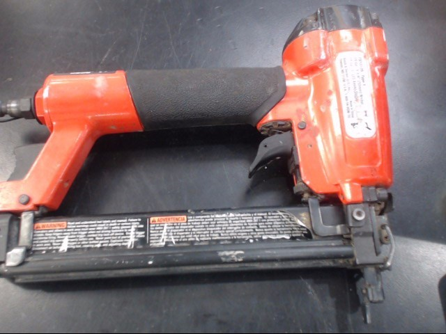 BLACK & DECKER Air Drill 18 GAUGE STAPLER