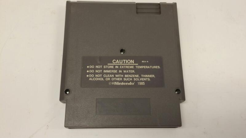 Original Nintendo NES Game Cartridge - The Adventures of Bayou Billy