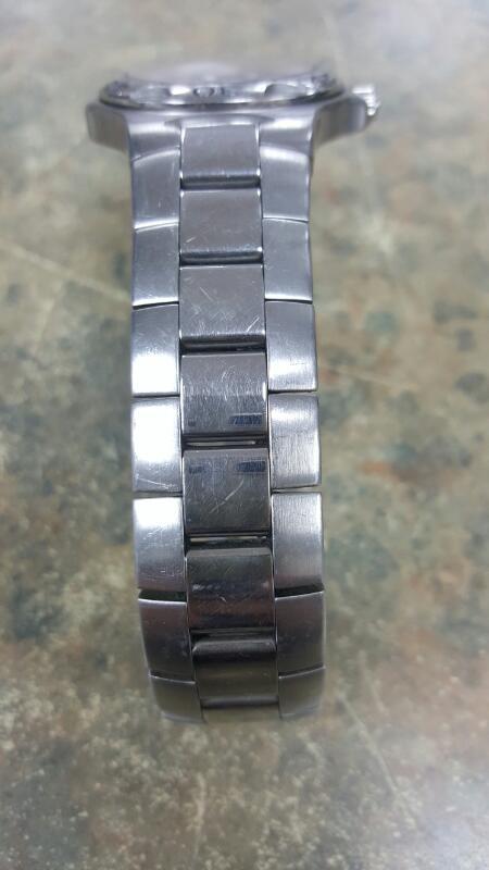 TAG HEUER Gent's Wristwatch WL1112