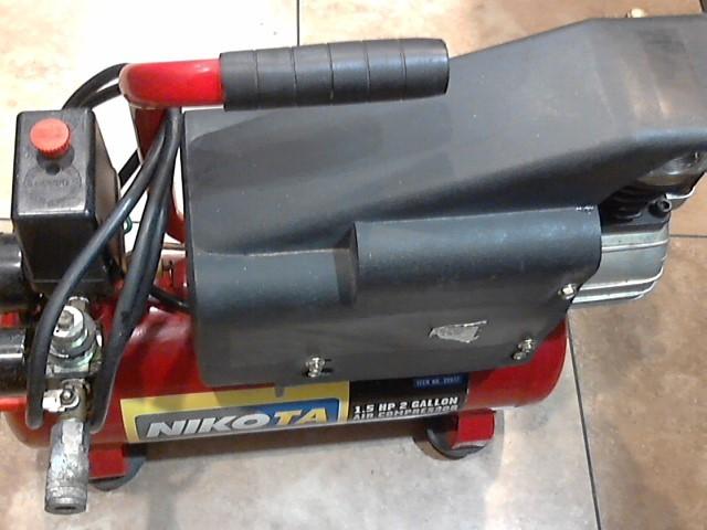 NIKOTA Air Compressor 1.5 HP 2 GALLON
