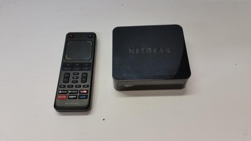 NETGEAR Digital Media Receiver GTV100