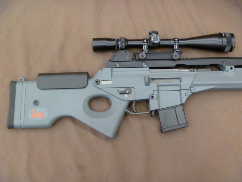 HECKLER & KOCH Rifle SL8