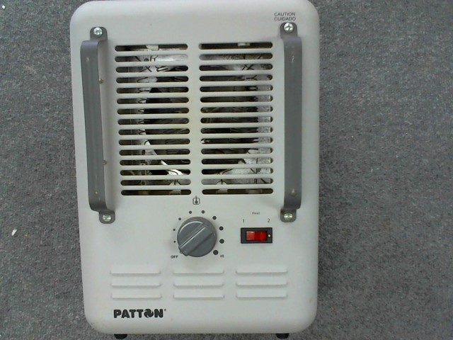 PATTON Heater PUH682