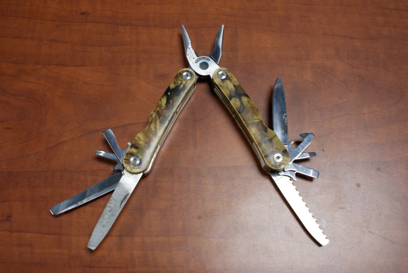 APPALACHIAN TRAIL Pocket Knife KNIFE AND MULTI TOOL SET