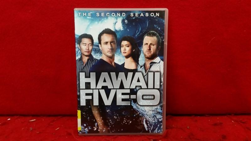 Hawaii Five-0: The Second Season (DVD, 2012, 6-Disc Set)