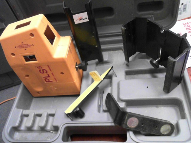PACIFIC LASER SYSTEMS Laser Level PLS5
