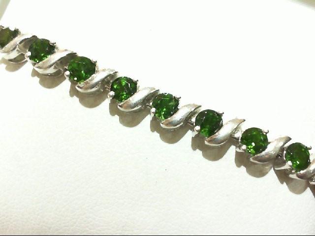 Silver Bracelet 925 Silver 13.1g