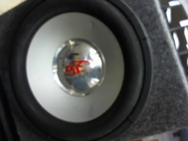 ROCKFORD FOSGATE Car Speakers/Speaker System T1 12INCH SUB