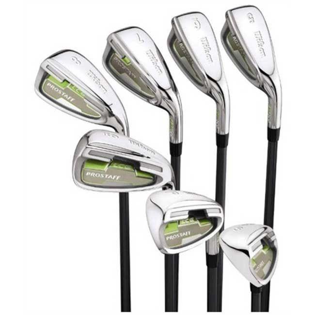 WILSON Golf Club Set PROSTAFF CLUBS