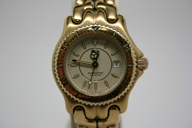 TAG HEUER LADY'S WATCH  WG1330-RO