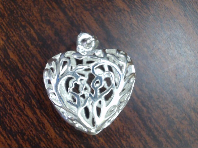 Silver Charm 925 Silver 4.2g
