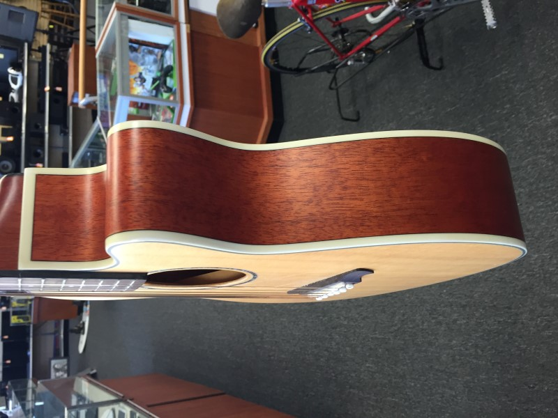 CRAFTER TRV-23 TRAVEL GUITAR W/BAG