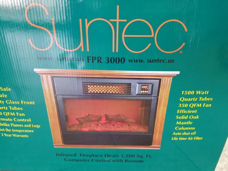 SUNTEC Heater FPR3000-CH