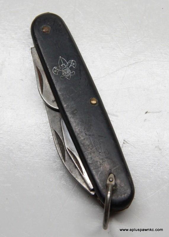 VINTAGE BSA BOY SCOUT POCKET KNIFE