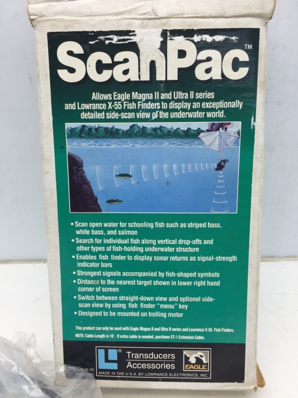 Lowrance ScanPac 000-0090-48