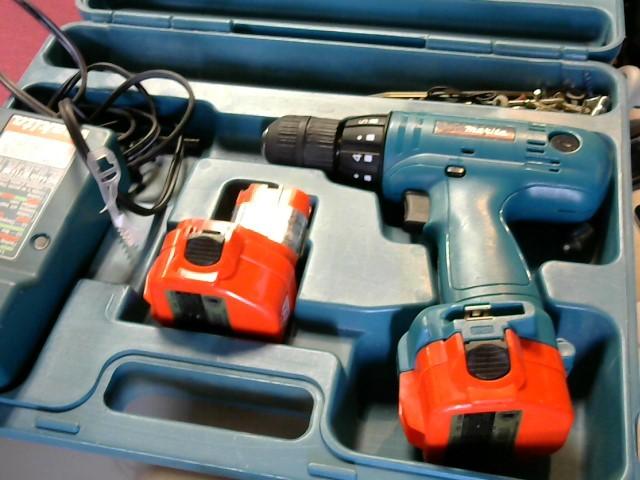 MAKITA Cordless Drill 6213D