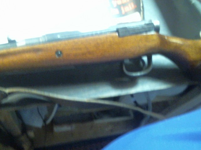 JAPAN Rifle ARISAKA TYPE 99