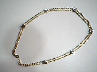 Gold Bracelet 10K Yellow Gold 2.4g
