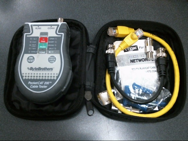 BYTE BROTHER Circuit Tracer POCKETCAT 200
