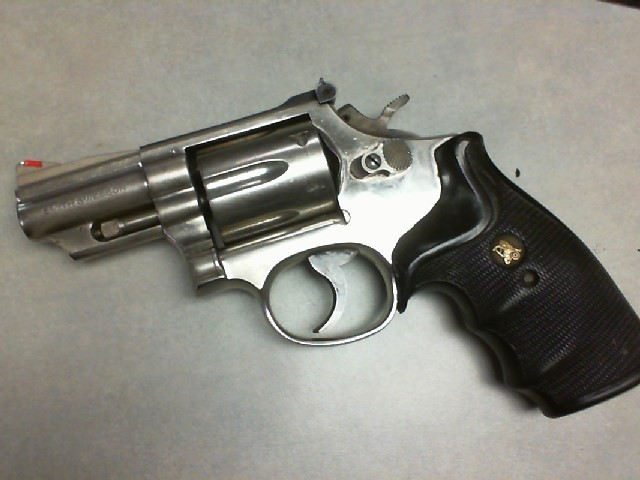 SMITH & WESSON Revolver 19-4 .357 COMBAT MAGNUM