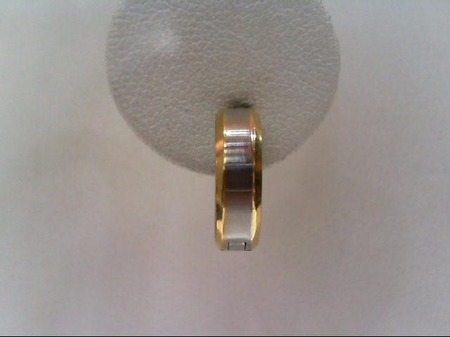 Earrings Silver Titanium 3.8g