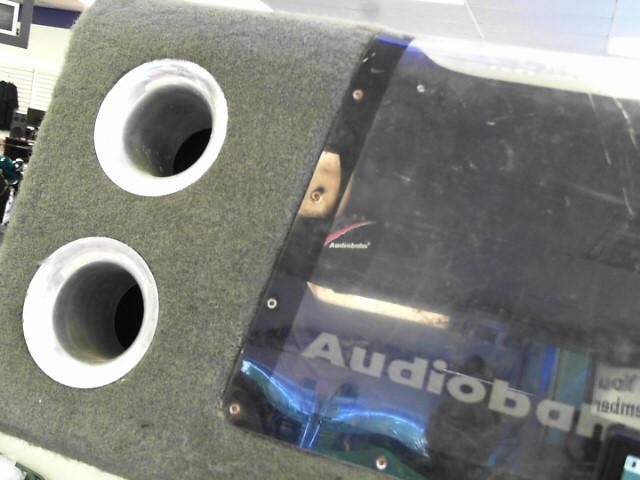 AUDIOBAHN Car Audio 800 WATT