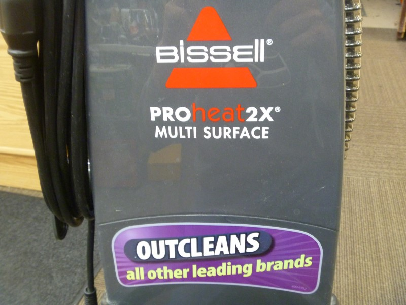 BISSELL 9200-U PROHEAT 2X MULTI SURFACE UPRIGHT CARPET CLEANER