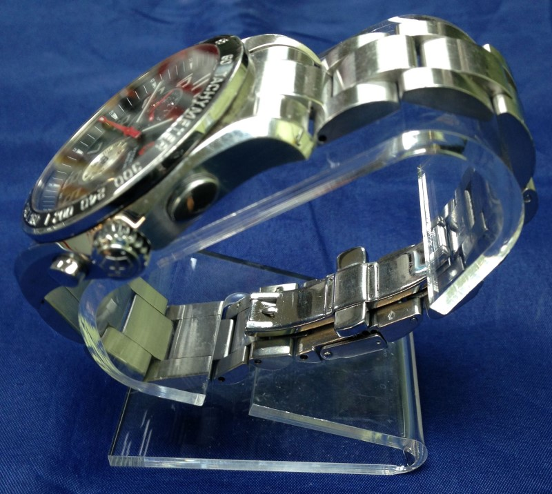 VICTORINOX Gent's Wristwatch 241280 SWISS ARMY WATCH