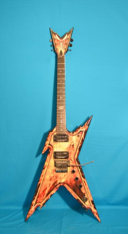 DEAN GUITARS Electric Guitar DIME RAZORBACK