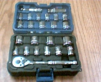 KOBALT TOOLS Combination Tool Set 0338510