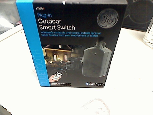 GE Miscellaneous Appliances OUTDOOR SMART SWITCH 13868