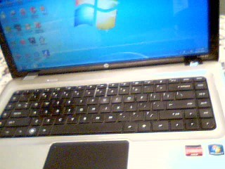 HEWLETT PACKARD Laptop/Netbook DV6-3217CL