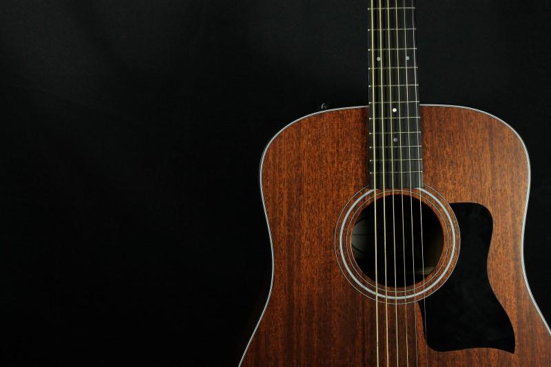 Taylor Guitars 320E SLTD 6 String Electric Acoustic Baritone Guitar