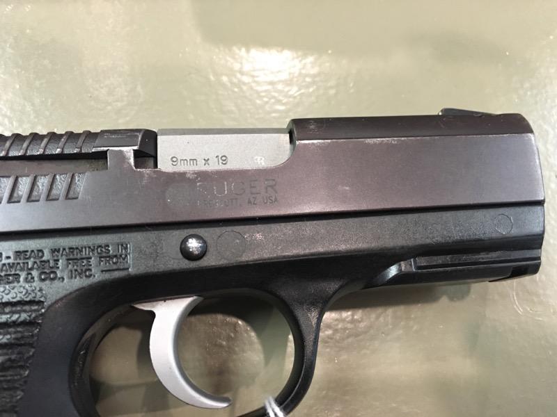 RUGER Pistol P95PR