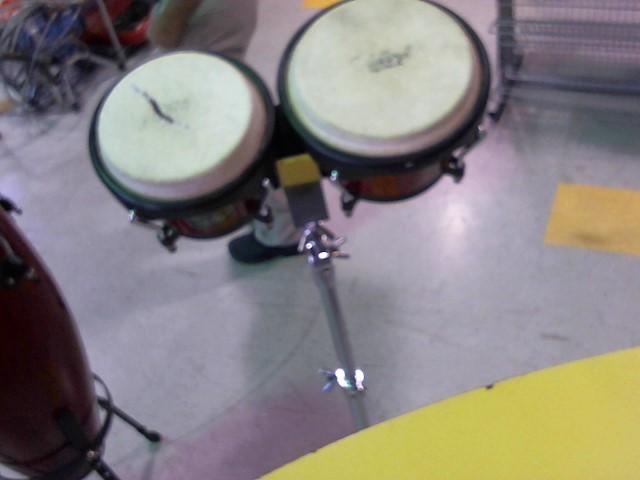 SCHALLOCH Bongo Drum BONGOS