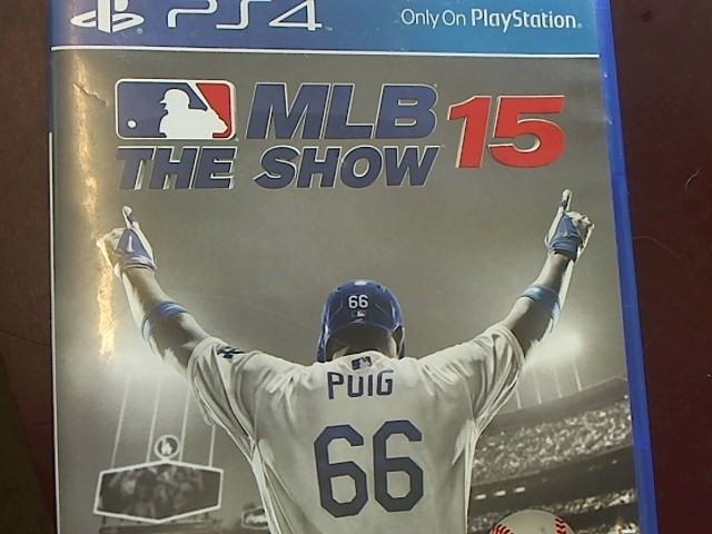 SONY PS4 - MLB 15 THE SHOW