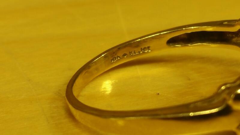 Gold-Misc. 10K Yellow Gold 2.1dwt