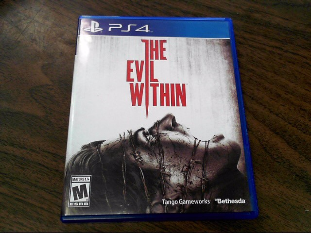 SONY Sony PlayStation 4 Game THE EVIL WITHIN - PS4