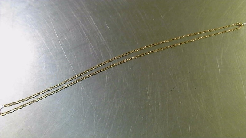 Gold Chain 14K Yellow Gold 4.45g