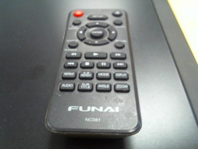 FUNAI DVD Player DP100FX5